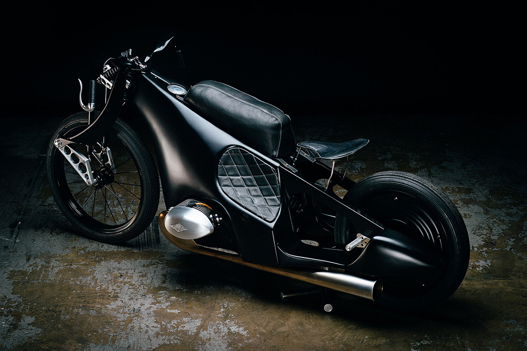 BMW Landspeeder by Revival Cycles 8