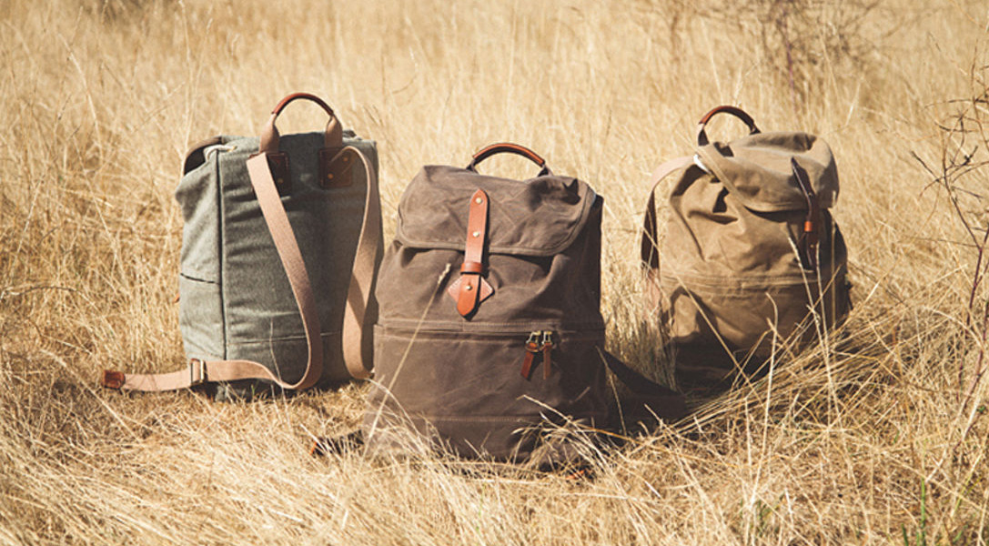 The 15 Best Waxed Canvas Bags for Men   HiConsumption b8113a50f5