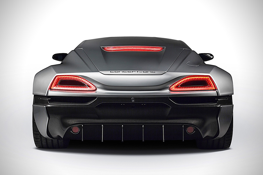 Concept_One by Rimac Automobili 3