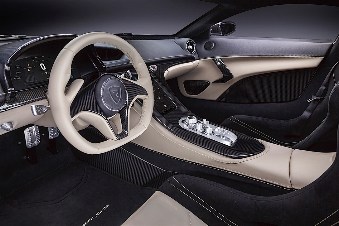 Concept_One by Rimac Automobili 4