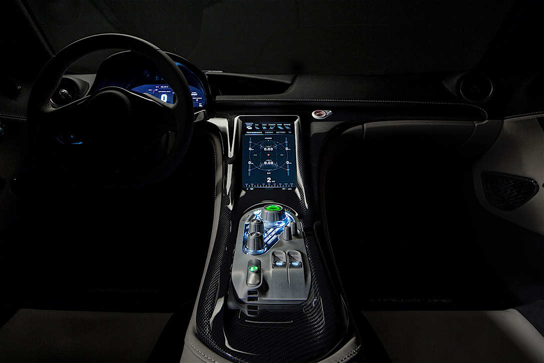 Concept_One by Rimac Automobili 5