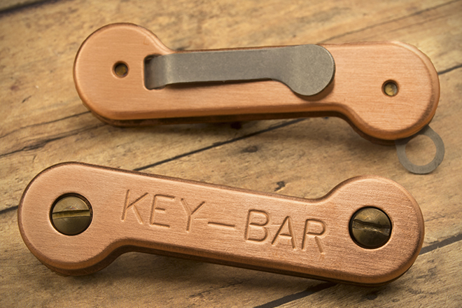 Copper Key-Bar