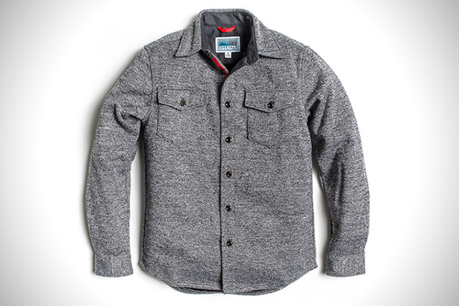 Mens Lined Shirt