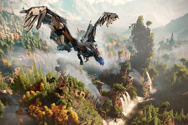 Horizon- Zero Dawn