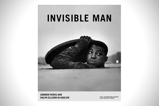 Invisible Man- Gordon Parks and Ralph Ellison in Harlem