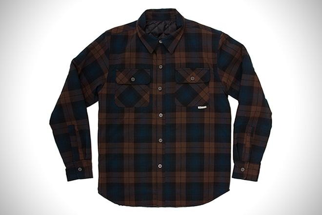 Iron & Resin Carpenter Shirt Jacket