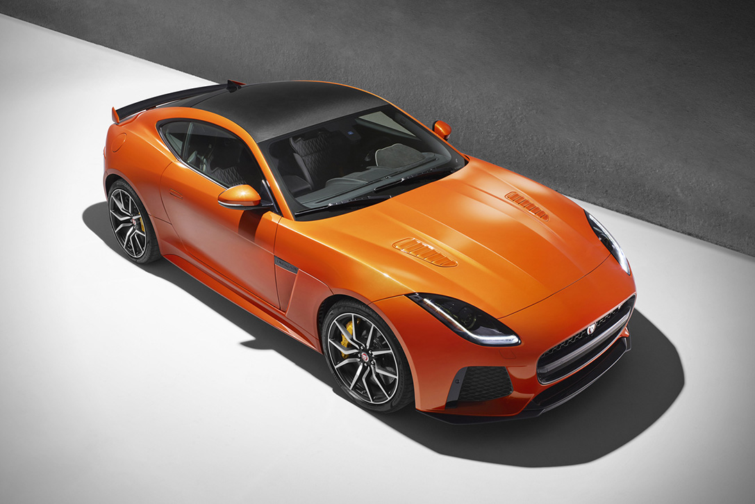 Jaguar F-Type SVR 3