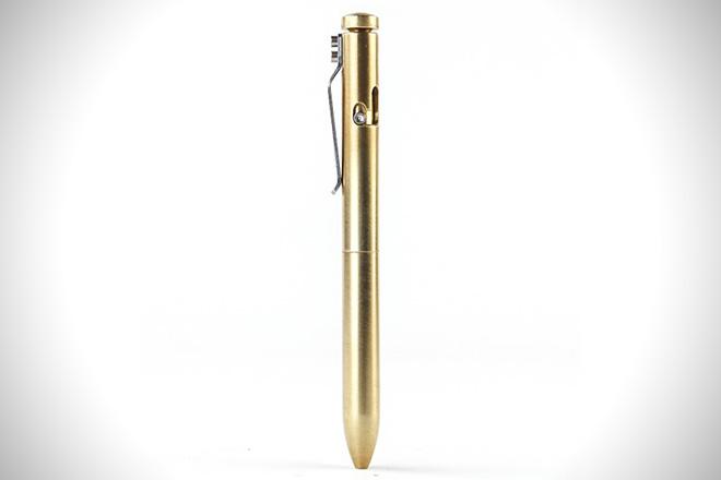 Karas Kustoms The Bolt Pen