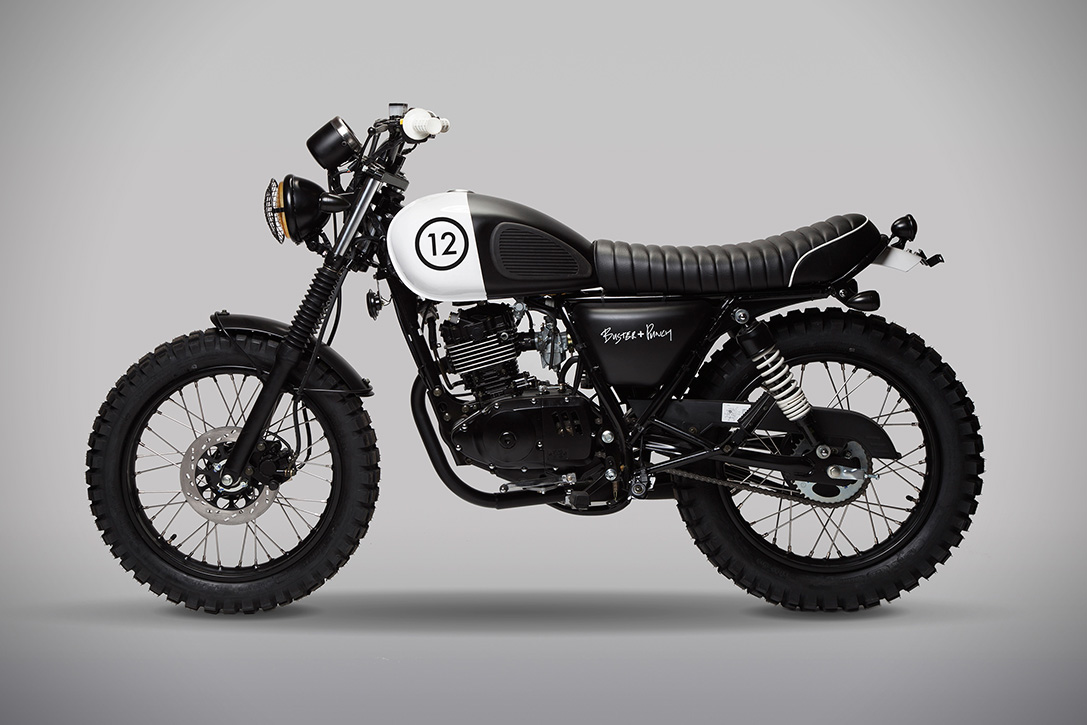 LDN Born Mutt Limited Edition Cafe Racer 3