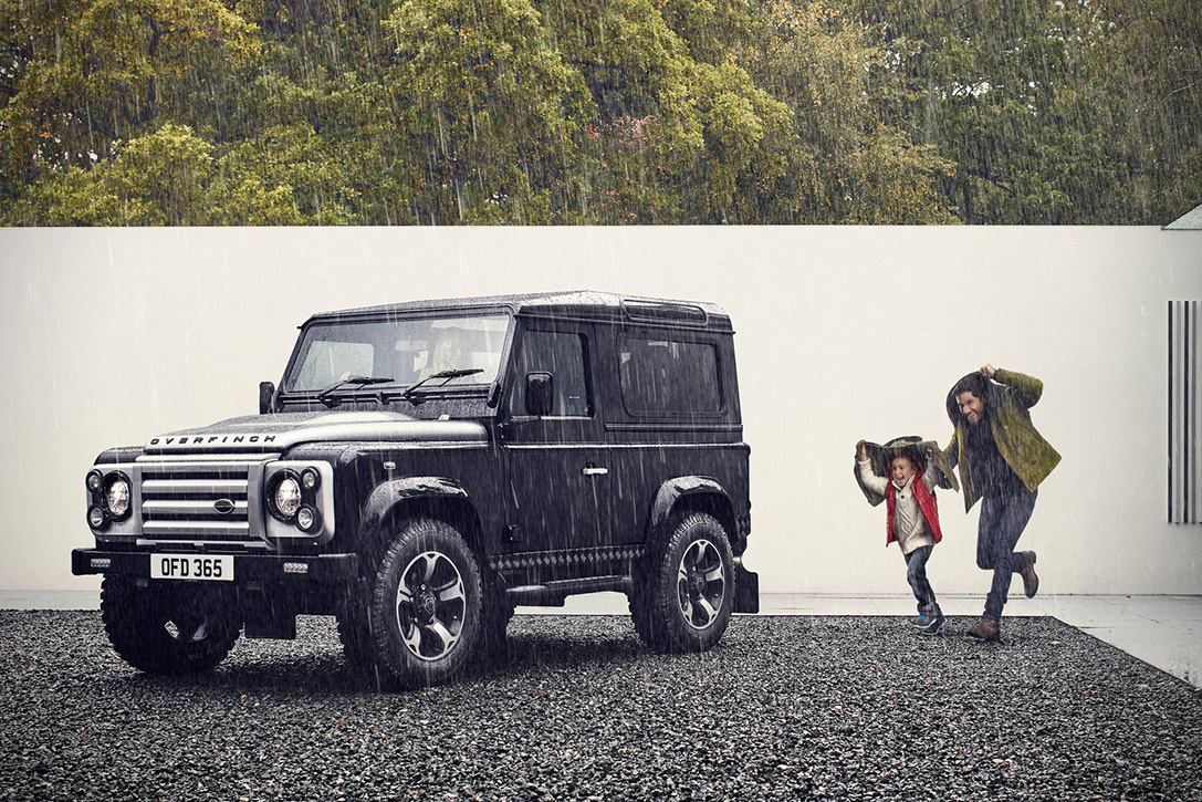 Land Rover Defender 40th Anniversary by Overfinch 5