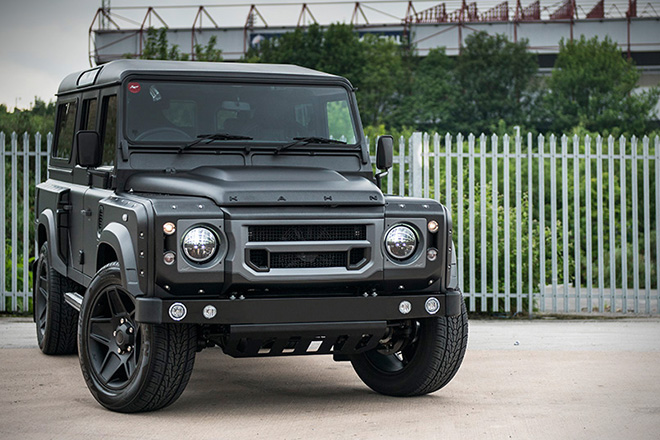 Land Rover Defender The End by Kahn Design 01