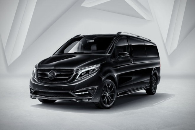 Larte Mercedes Black Crystal 1