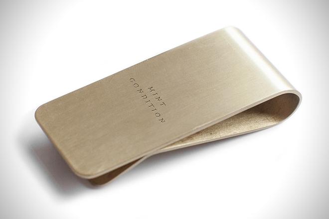 Mint Condition Money Clip
