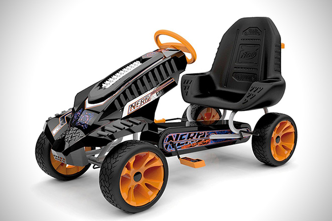 Nerf Battle Racer by Hauck Toys 1