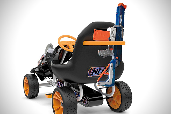 Nerf Battle Racer by Hauck Toys 3