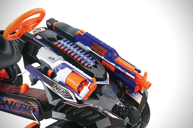 Nerf Battle Racer by Hauck Toys 4
