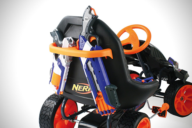 Nerf Battle Racer by Hauck Toys 5