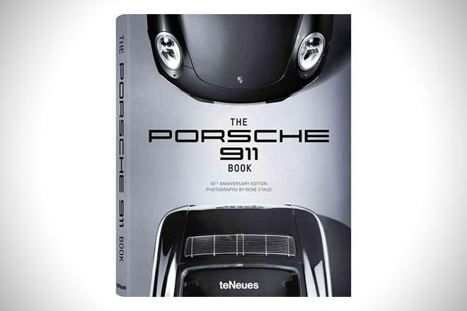 Porsche 911 Book- 50th Anniversary Edition