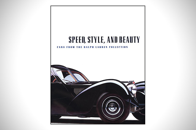 Speed, Style, and Beauty- Cars from the Ralph Lauren Collection