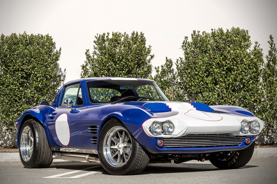 superformance  grand sport corvette hiconsumption