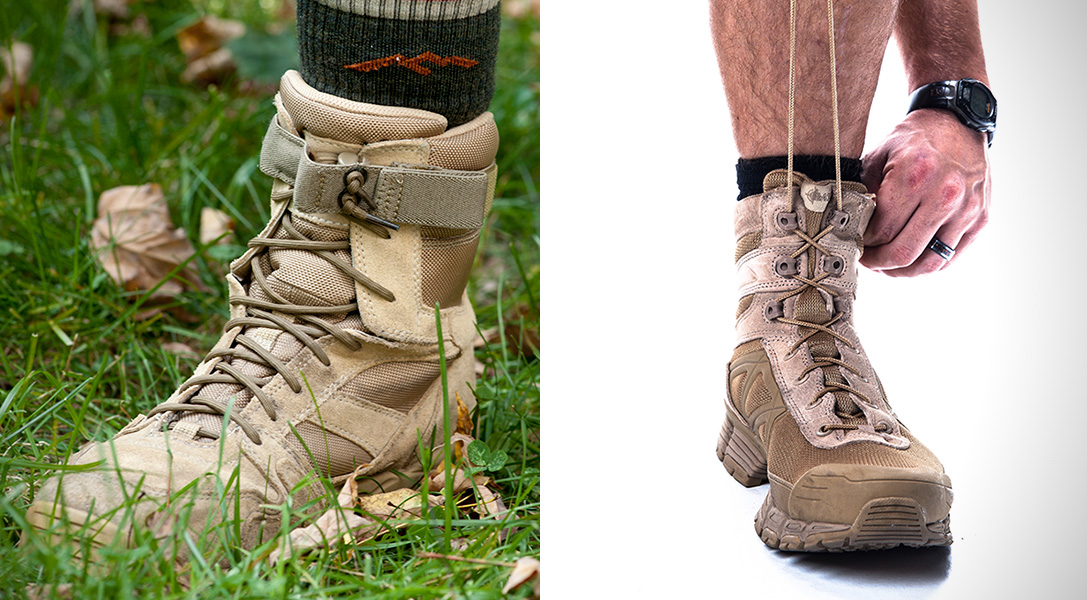TacLace Quick Boot Lacing