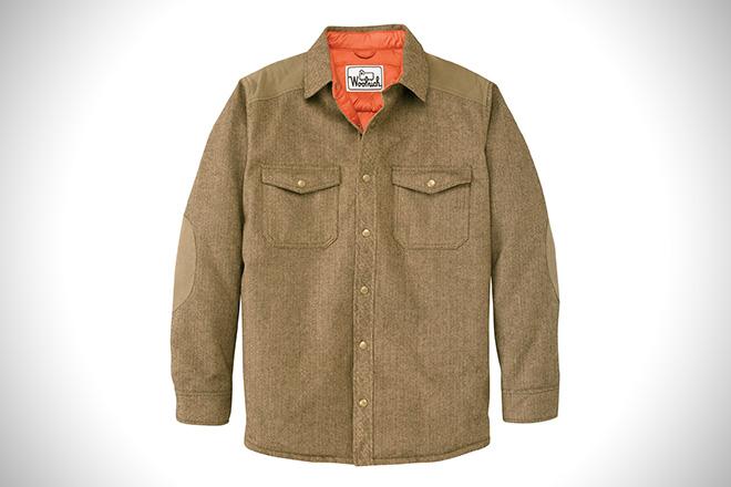 Woolrich Mix-Up Wool Shirt