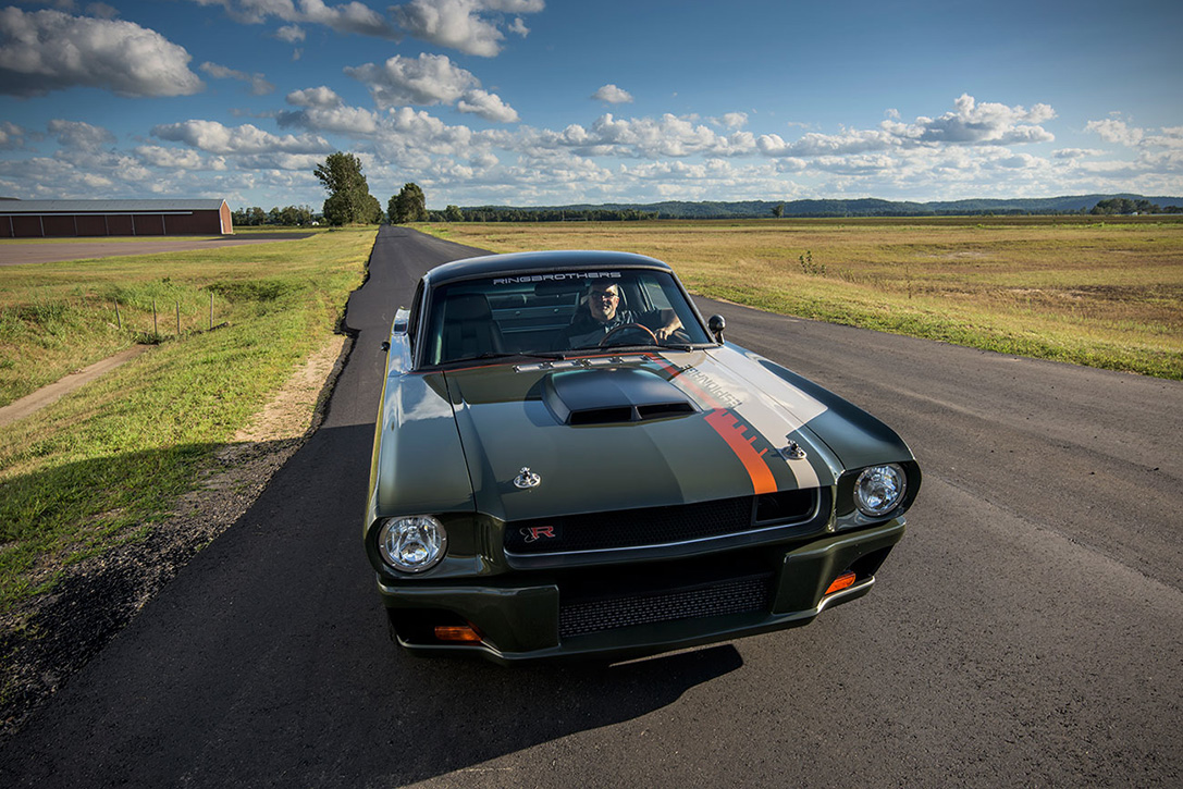 1965 Mustang Espionage by Ringbrothers 5