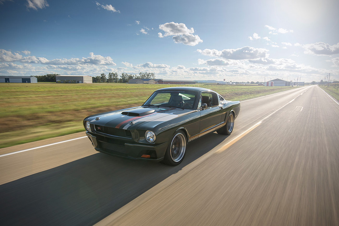 1965 Mustang Espionage by Ringbrothers 6