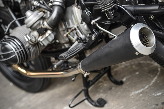 1981 BMW R100RS Cafe Racer by K-Speed 3
