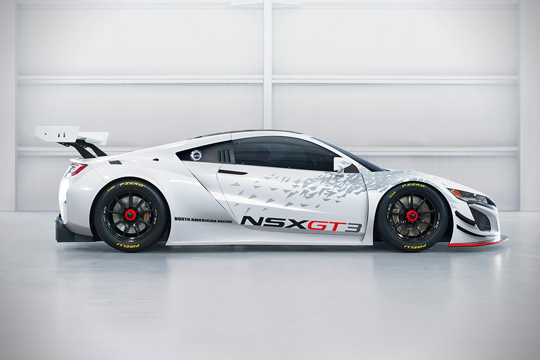 Acura NSX GT3 Race Car 2