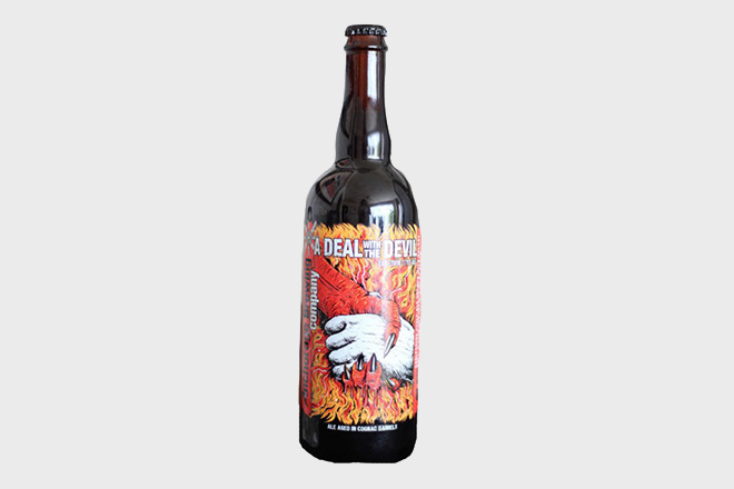Anchorage Brewery A Deal With The Devil 0