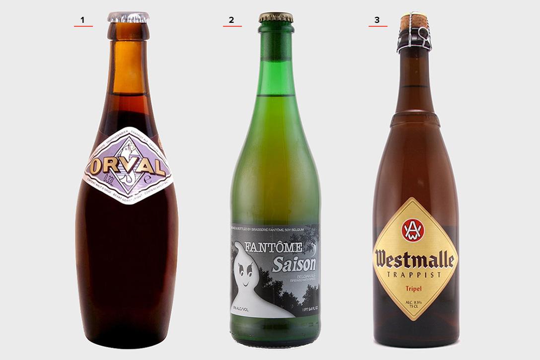 Best Belgian Ales