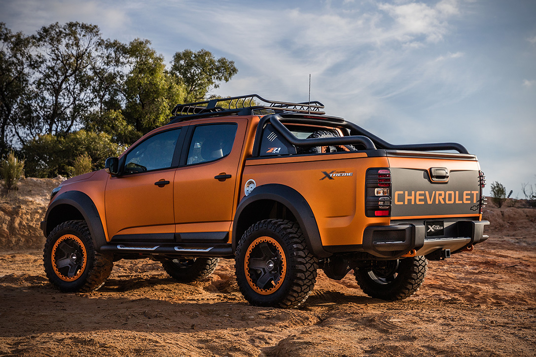 Chevrolet Colorado Xtreme | HiConsumption