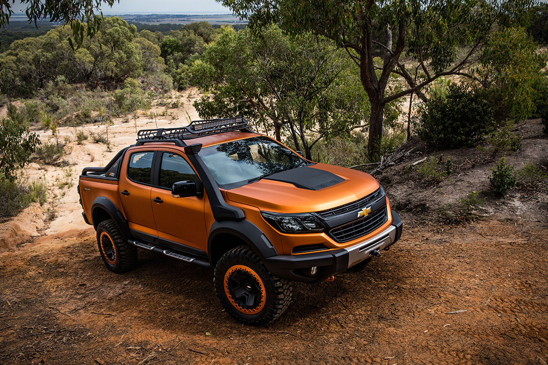 Chevy Colorado Xtreme >> Chevrolet Colorado Xtreme | HiConsumption