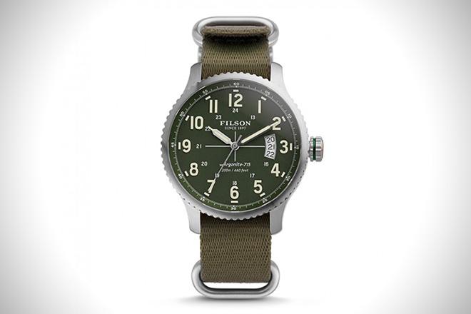 Filson Mackinaw Field Watch
