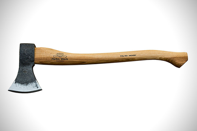 Helko Black Forest Woodworker Axe<