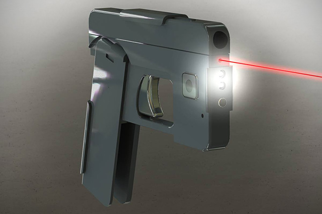 Ideal Conceal Double Barrel Smartphone Pistol Hiconsumption