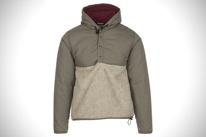 Iron and Resin Imperial Hooded Fleece Jacket