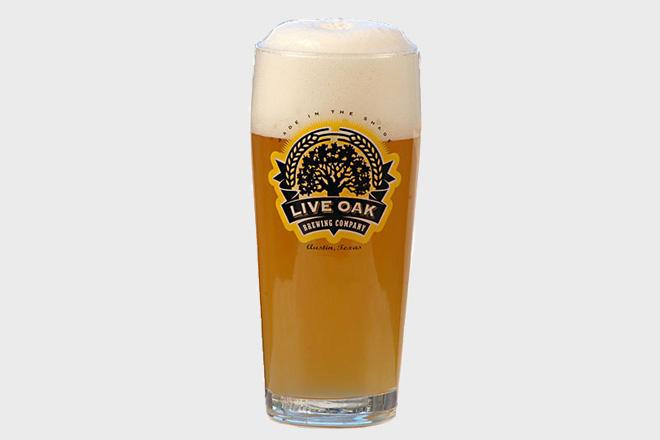 Live Oak Hefeweizen 0