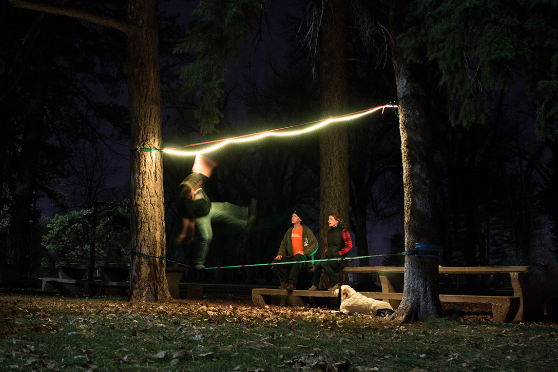 Luminoodle Color and Basecamp Light Rope 1