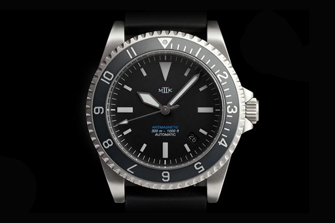 MK II Watches Fulcrum