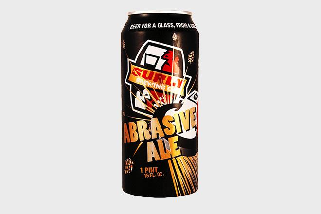 Surly Abrasive Ale 0