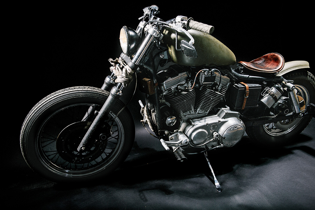 The Witch Harley Davidson Sportster 1
