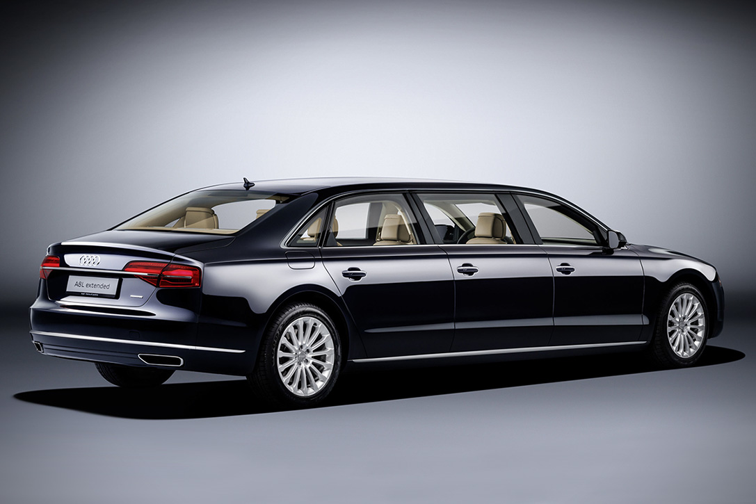 2016 Audi A8 L Extended 3