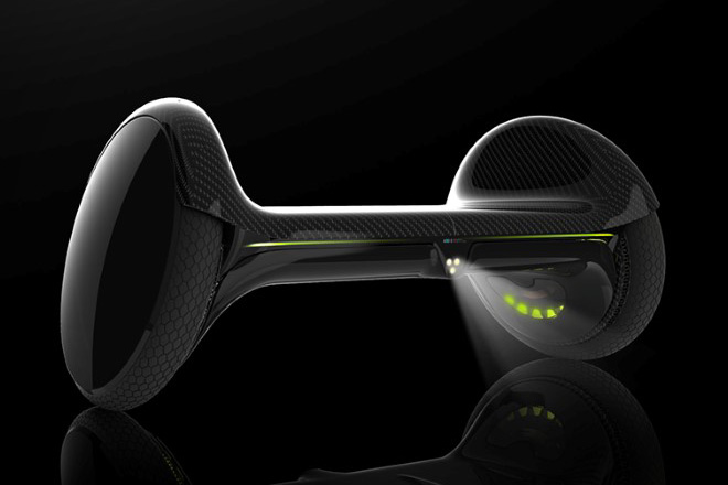 Axi2 Hoverboard by Nepdesign 2