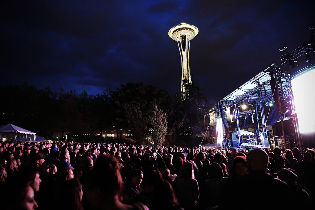 Photo: Bumbershoot