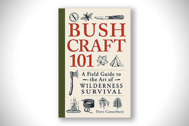 Bush Craft 101 A Field Guide To The Art Of The Wilderness