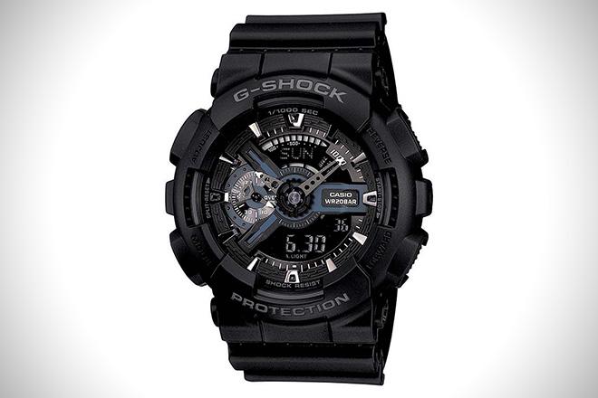 Casio G-Shock GA110-1B Military Series