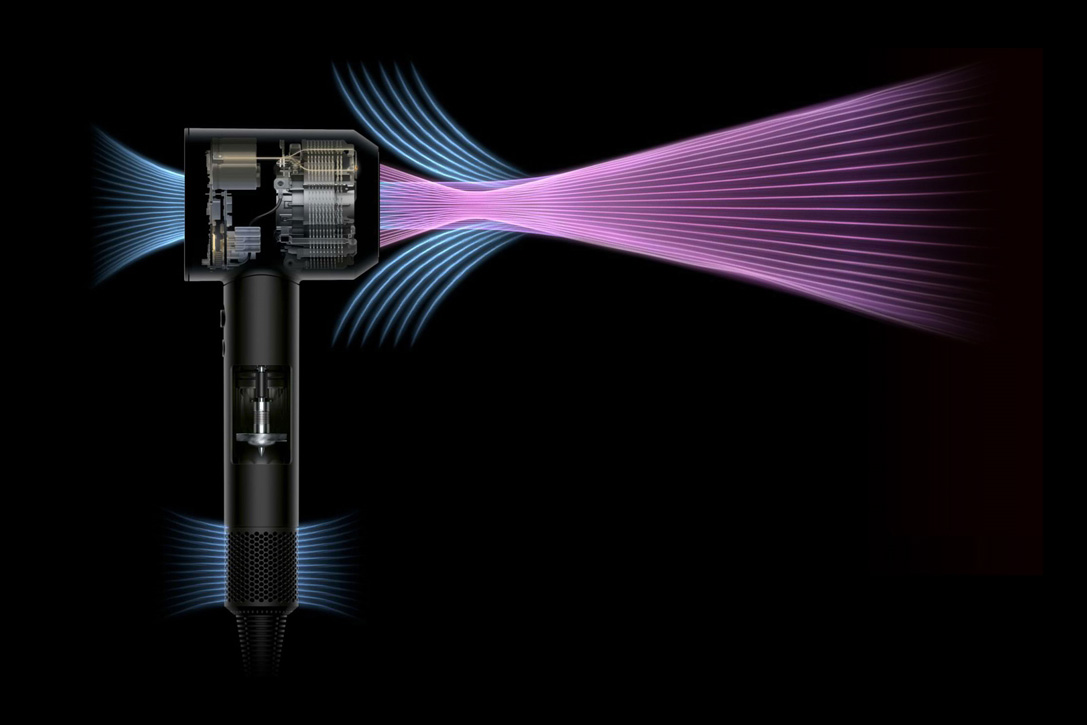 Dyson Supersonic Hairdryer 2