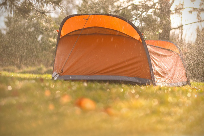Flying Tent 6